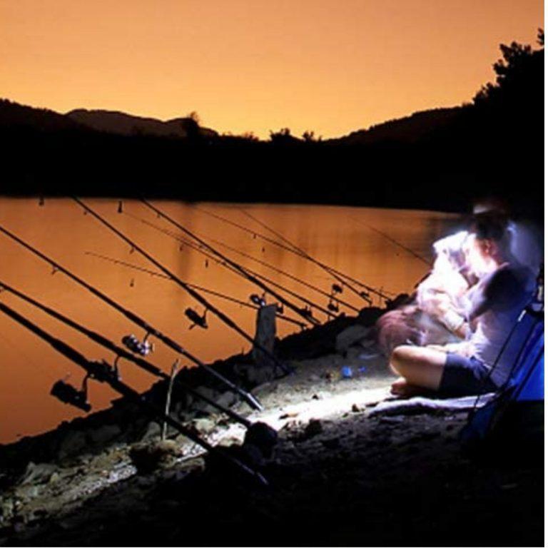 mejor frontal para pesca