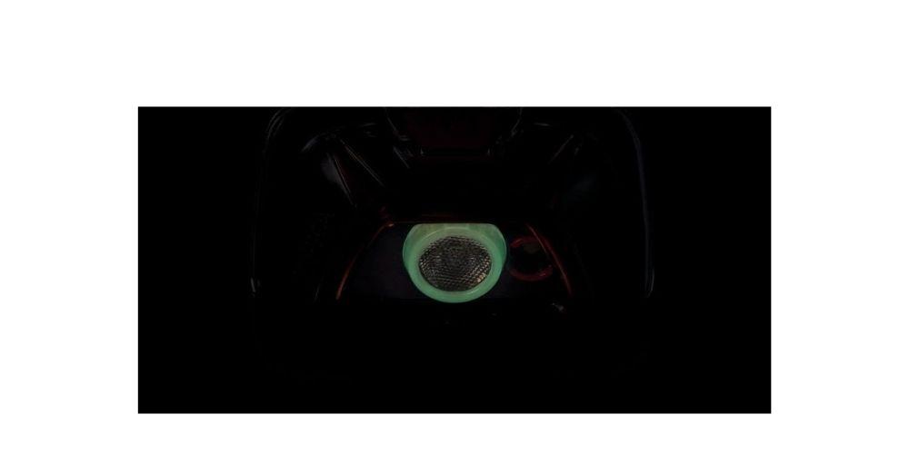 reflector fosforescente petz zipka