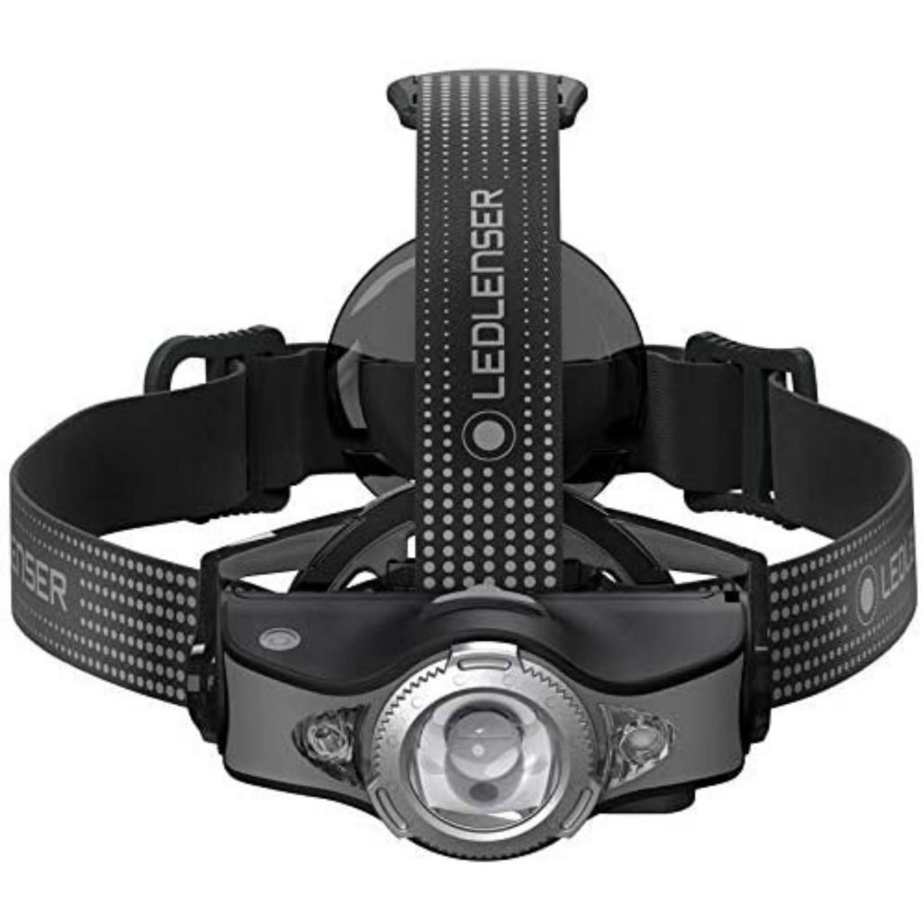 frontal para navegar led lenser